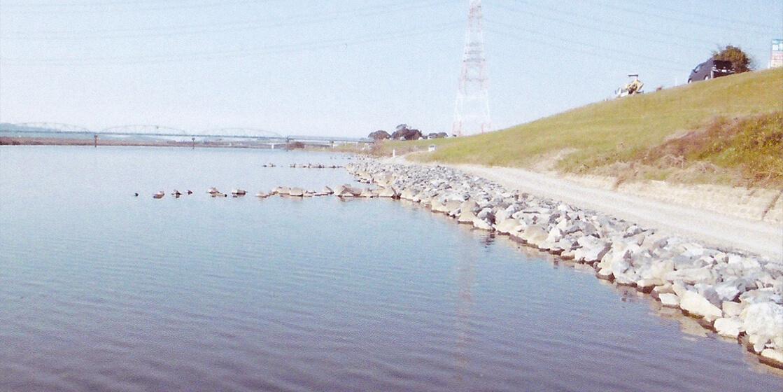 北九州市八幡西区・遠賀川