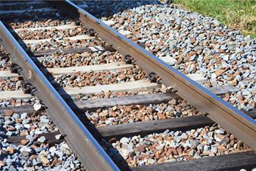 鉄道用道床バラスト